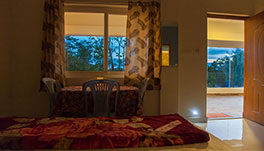 Petra Family Guest House, Valparai- Deluxe Room