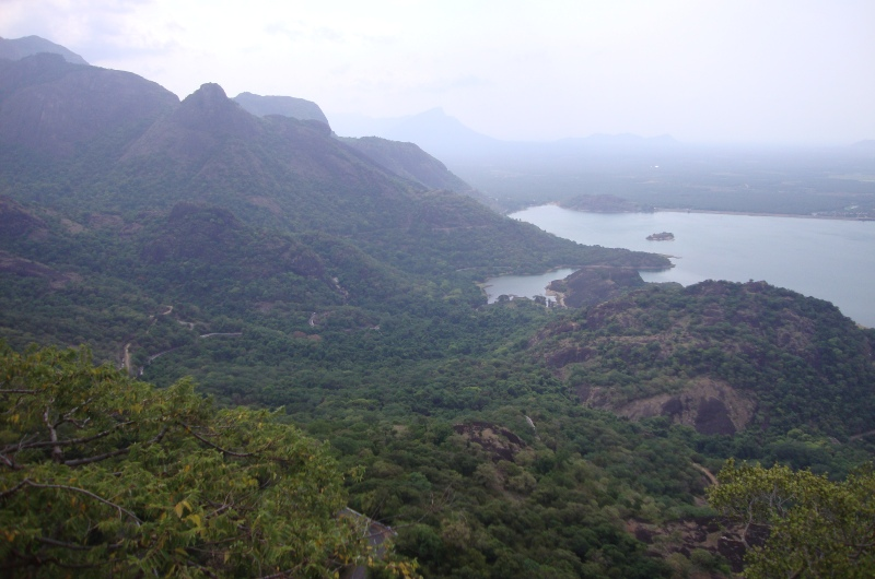 Loams View Point- Valparai